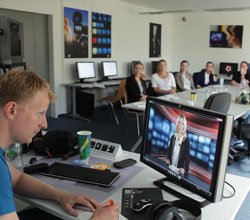 Workshop TV-Moderation